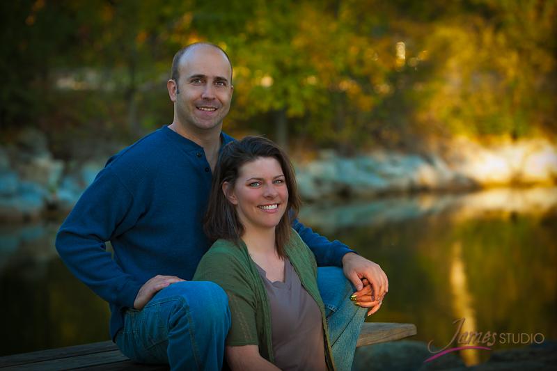 Gina & Terry Yahara River